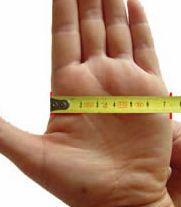 mesure diamètre bague